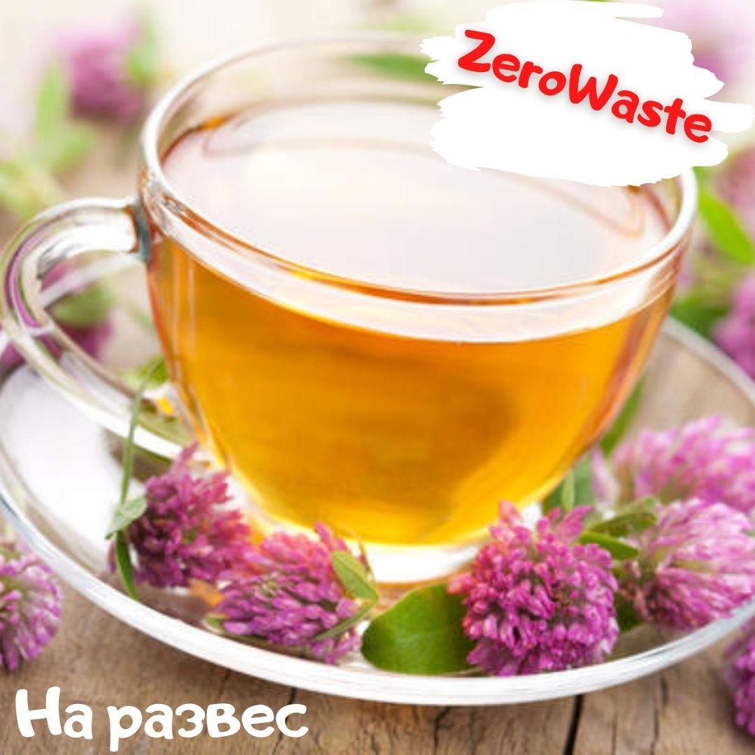 Иван чай с цветком клевера на развес