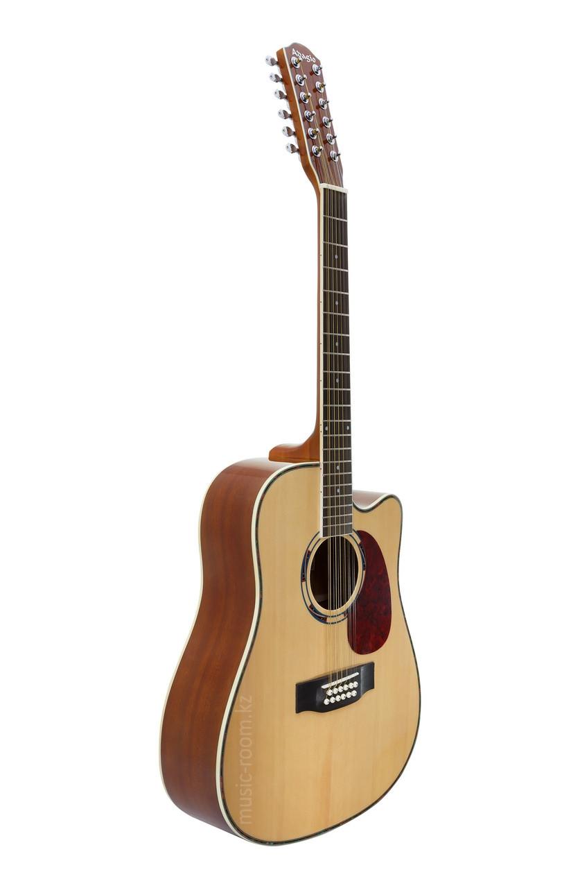 Акустическая 12-ти струнная гитара  Adagio MDF41127N
