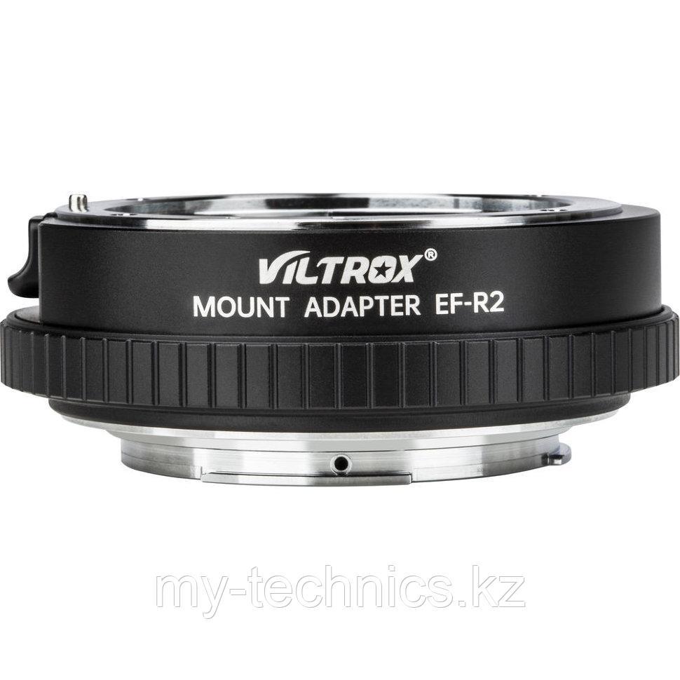Переходник Viltrox EF-R2 для объектива EF/EF-S на RF-mount