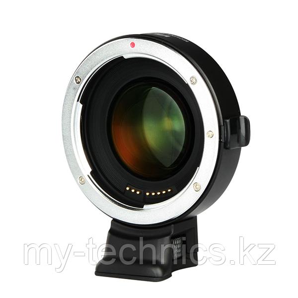 Переходник Viltrox EF-E II для объектива Canon EF на байонет Sony E-mount