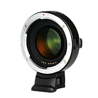 Переходник Viltrox EF-E II для объектива Canon EF на байонет Sony E-mount, фото 1