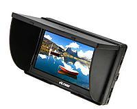 Накамерный монитор Viltrox DC-50 HD HDMI вход/выход, фото 1