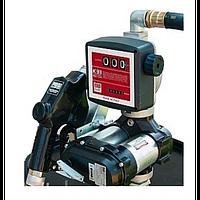 DRUM BI-Pump 24 V K33. - Бочковой модуль для перекачки дизельного топлива cо счетчиком