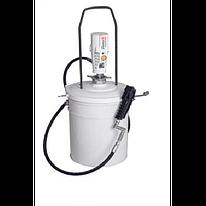 Пневматический солидолонагнетатель с насосом PM3 для ведер 20 кг