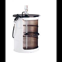 Пневматический солидолонагнетатель с насосом PM 3 для бочек 185 кг