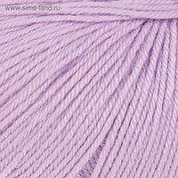 """Пряжа """"Baby Wool"""" 20% кашемир, 40% меринос. шерсть, 40% акрил 175м/50гр (823 бл. сиреневый)"""