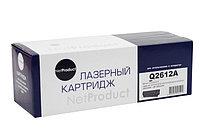 Картридж NetProduct Q2612A