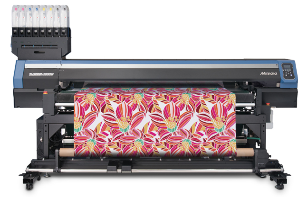 Текстильный принтер TX300P-1800B для прямой печати