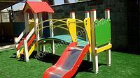 Детские площадки из фанеры