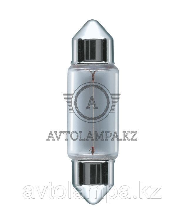 6411 Лампа качество (ОЕМ) C5W 12V 10W SV8.5-8 Original Line - фото 2