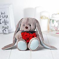 Мягкая игрушка «Джентльмен Lu», заяц