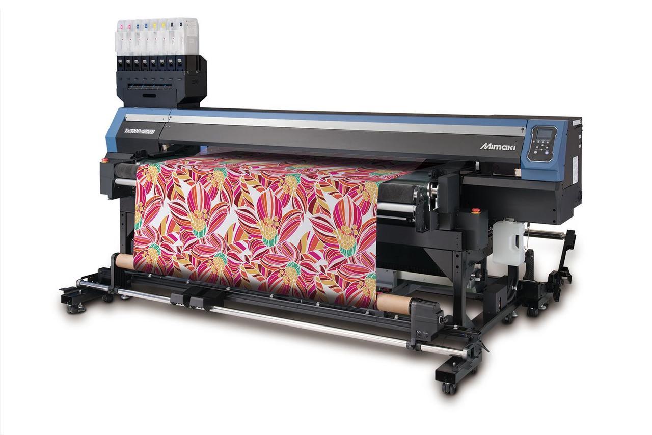 Текстильный принтер TX300P-1800 для прямой печати