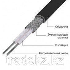 Кабель нагревательный, секция 30МНТ2-0150-040, длина греющей части 15 м., фото 2