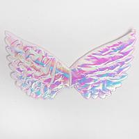 Карнавальные крылья «Ангелочек», для детей, цвет белый