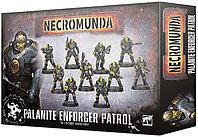 Necromunda: Palanite enforcer patrol (Некромунда: Патруль Палантинов-Инфорсеров)