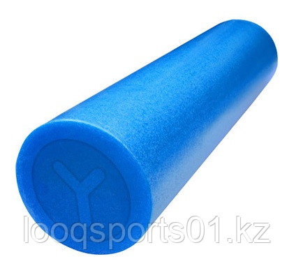 Массажный ролик (валик, роллер, цилиндр) гладкий 90х15см
