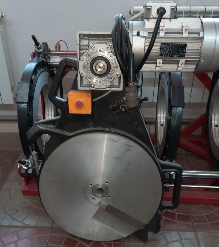 Торцеватель для сварочного аппарата гидравлического ф 630мм