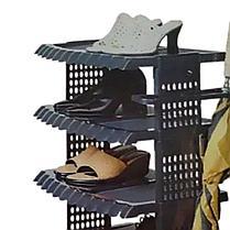 Полка для обуви пластмассовая «Догуш», фото 2