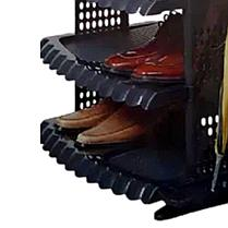 Полка для обуви пластмассовая «Догуш», фото 3