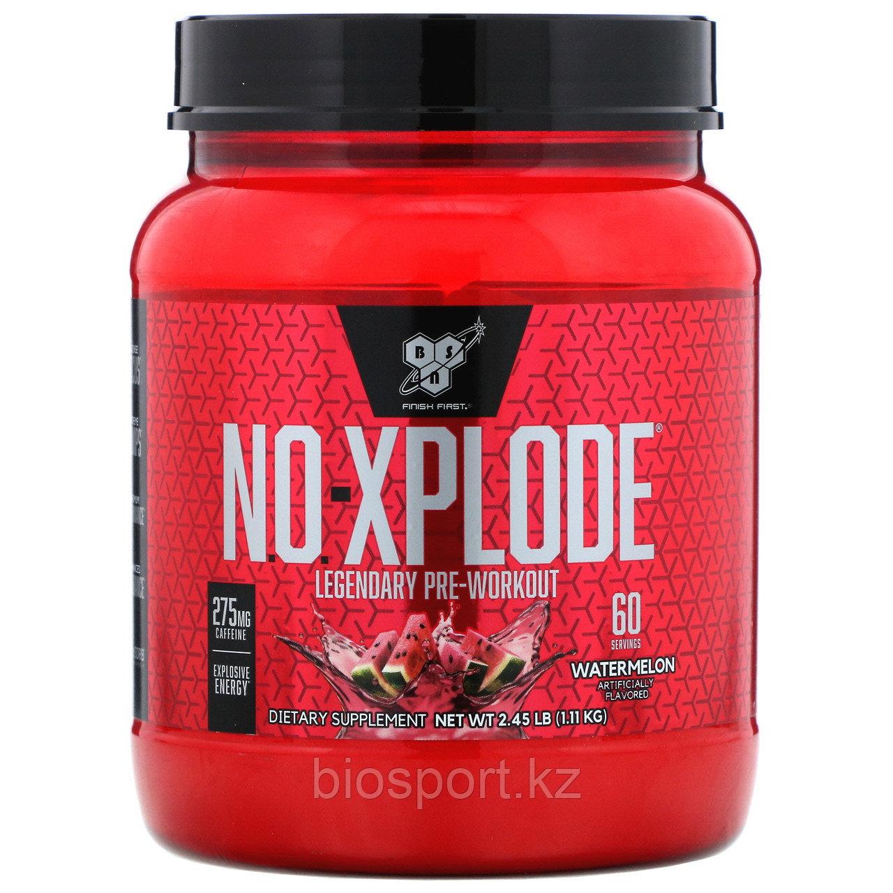 Предтренировочный комплекс N.O Explode 3.3 - 60 порций (BSN)
