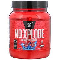 Предтренировочный комплекс N.O Explode 3.3 - 60 порций (BSN) Еживика