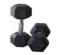 Гантель ПРО гексагон 12,5 кг