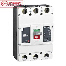Автоматический выключатель ВА 302 3П 125А Dekfaft