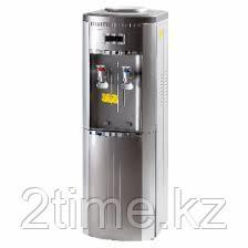 Кулер для воды WD-CFO-2AFfr с холодильником, компрессорное охлаждение и нагрев, серебристый
