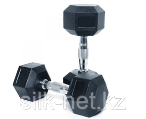 Гантель ПРО гексагон 20 кг