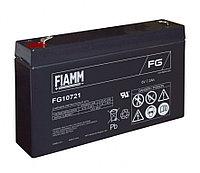 Аккумуляторная батарея Fiamm FG 10721