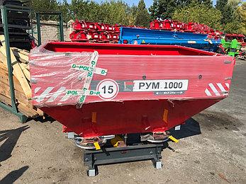Разбрасыватель удобрений 1000L D-pol (Беларусь), фото 2