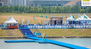 Ironman 70.3 Astana 2017