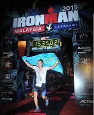 И дольше века длится день..Мой первый Ironman Malaysia 2015