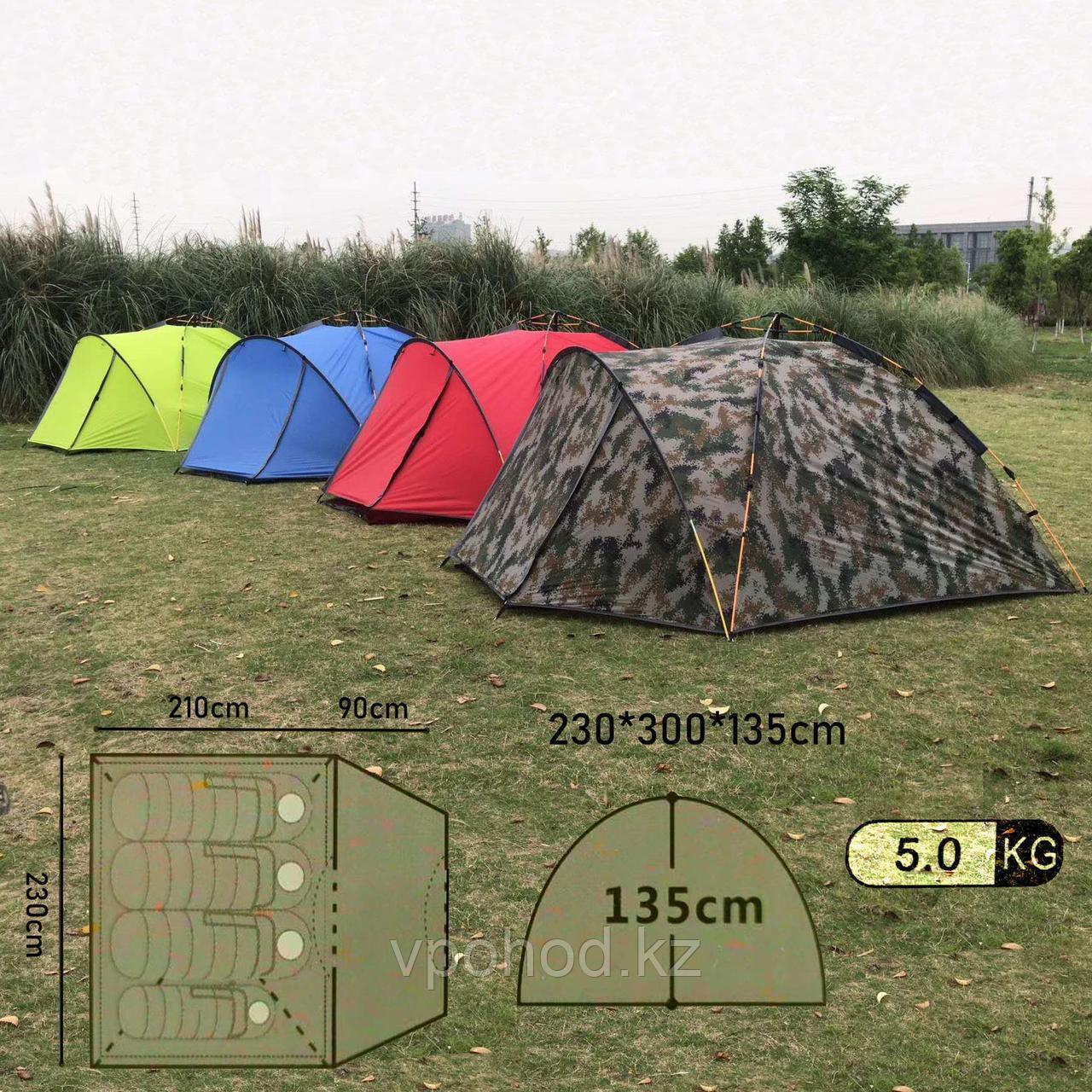 Палатка автоматическая MIMIR-900 четырехместная