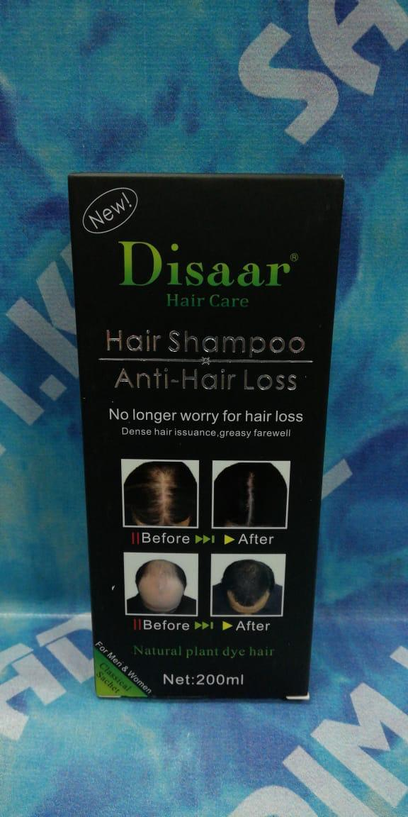 Disaar - Шампунь Hair Shampoo Anty-Hair Loss