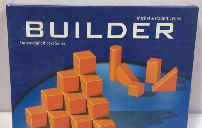 """Развивающая игрушка головоломка """"Builder"""""""