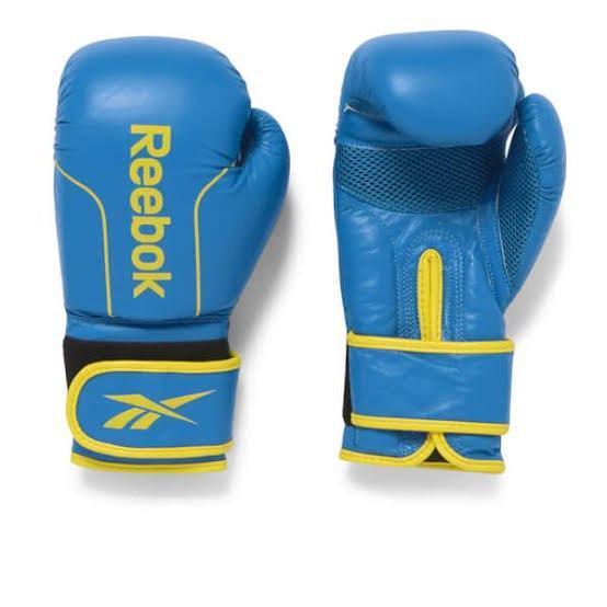 Перчатки боксерские -Reebok 8 OZ