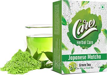 Чай японский зеленый маття 2в1