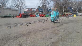 Опрыскиватель навесной штанговый OGR 1000литров (Россия), фото 2