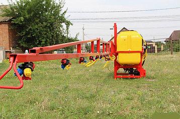 Опрыскиватель польский навесной 800л 12/15м DEMAROL | Демарол, фото 2
