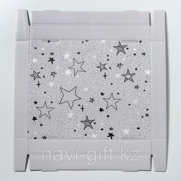 Складная коробка «Звёздные радости», 31,2 х 25,6 х 16,1 см - фото 5