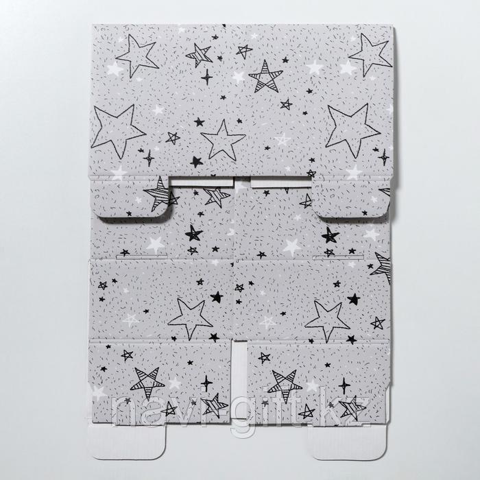 Складная коробка «Звёздные радости», 31,2 х 25,6 х 16,1 см - фото 4