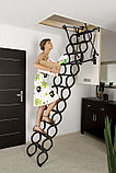 Металлическая чердачная лестница Termo Oman (60х80х290 см) Польша Whats Upp. +7 707 570 5151, фото 2