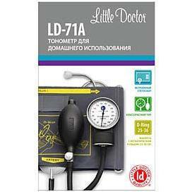 Тонометр LD-71 A встроенный стетоскоп Little Doctor