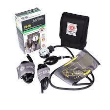 Тонометр LD-80 комбинированный без стетоскопа + 3 детские манжеты, Little Doctor