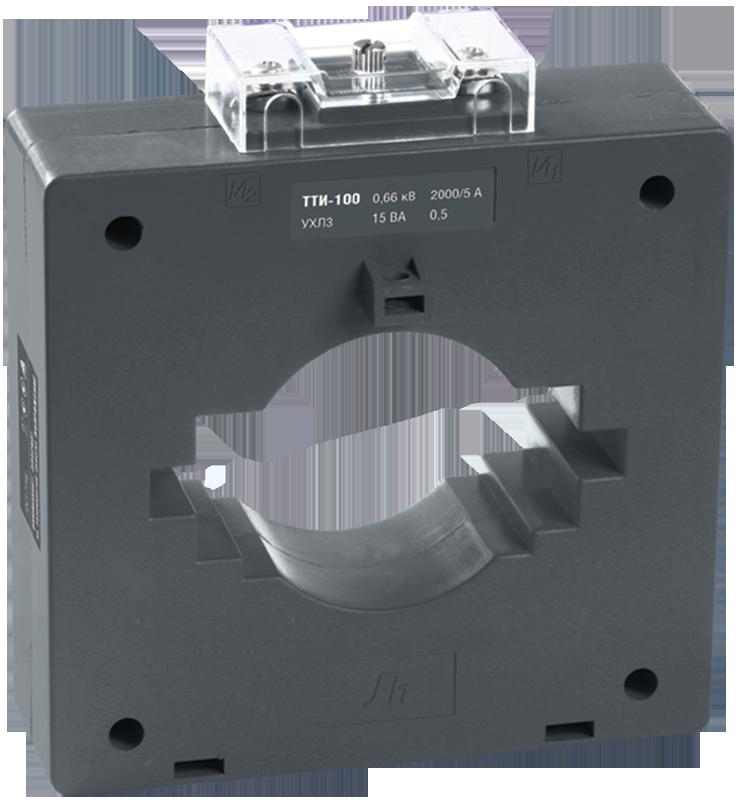 Трансформатор тока ТТИ-100 15ВА класс 0,5 1500/5 ИЭК