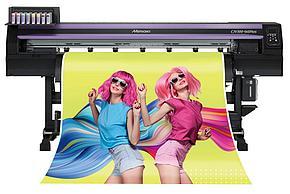 Сольвентный принтер с функцией резки Mimaki CJV300 Plus