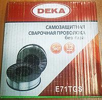 Проволока E71TGS (самозащитная диам. 1,2 мм)