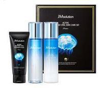 JM Solution Active Jellyfish Vital Skin Care Set PRIME набор для упругости кожи