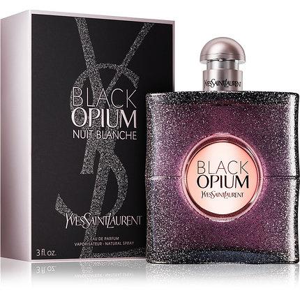 Yves Saint Laurent Black Opium Nuit Blanche Парфюмированная вода 90 ml, фото 2